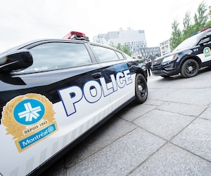 Des véhicules de la police de Montréal avec un habillage bien différent feront leur apparition sur les routes au cours des prochaines semaines.