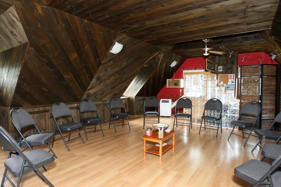 paix et m ditation la campagne le journal de montr al. Black Bedroom Furniture Sets. Home Design Ideas