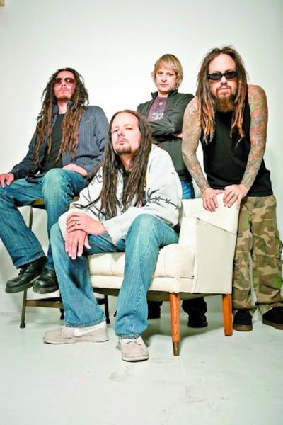 Le 8 octobre<br> Korn | The Paradigm Shift