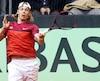 Le Canadien Denis Shapovalov s'est qualifié pour le carré d'as, vendredi, au tournoi de l'ATP de Delray Beach en Floride.