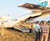 Les avions de l'entreprise montréalaise DAC Aviation ont notamment servi à effectuer des vols humanitaires pour le Programme alimentaire mondial.
