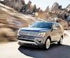 Le Ford Expedition est le véhicule idéal pour partir en voyage avec une grosse famille, une «masse» de bagages, en plus de remorquer une longue roulotte.