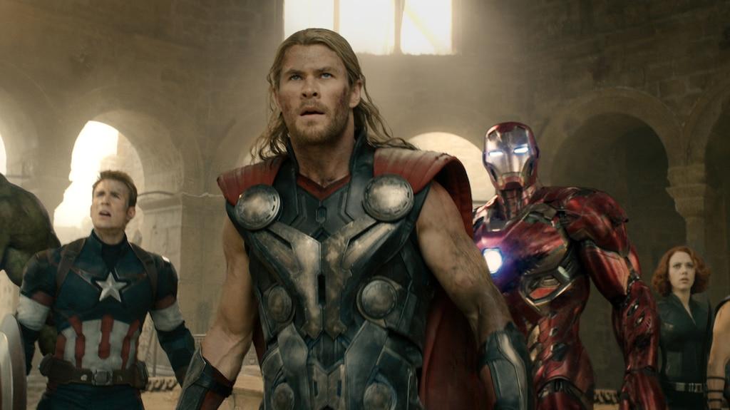 Cineplex présente un marathon de 60 heures des films de Marvel