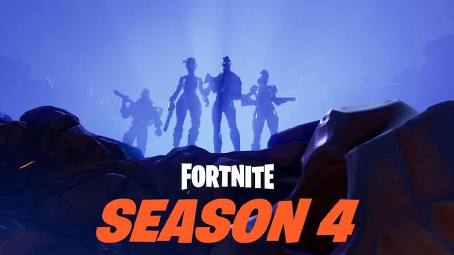 Fortnite : la Saison 4.0 est là!