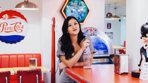 Un diner «Riverdale» où manger un cheeseburger