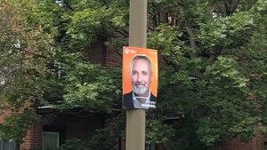 Image principale de l'article Il reste (aussi) des pancartes de QS dans Rosemont