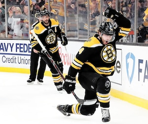 HKN-HKO-SPO-CAROLINA-HURRICANES-V-BOSTON-BRUINS---GAME-TWO