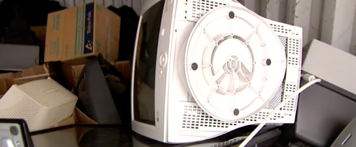 Les appareils électroniques recyclés facilement