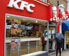KFC closures due to chicken shortage