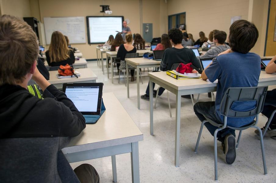 Pейтинг квебекских школ, 2017 (Institut Fraser)
