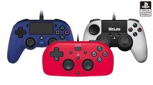 De nouvelles manettes compactes pour la PS4