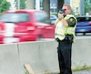 La Sûreté du Québec a mené une vaste opération en matière desécurité routière vendredi, dont un contrôlede vitesse sur l'autoroute 15 nord, à Laval.