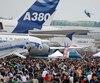 Le Salon international de l'aéronautique et de l'espace à Paris – Le Bourget aura lieu du 15 au 21 juin prochain.