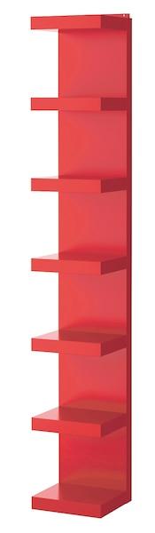 Meuble Laqué Rouge Ikea bibliothèques nouveau genre | le journal de montréal