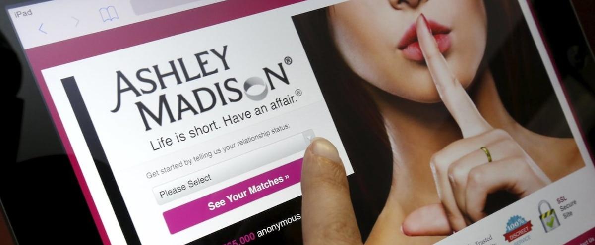 Ashley Madison: une femme inscrite pour... 2583 hommes, selon Gizmodo | JDQ