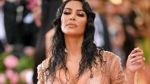 Image principale de l'article Kim Kardashian ne pouvait pas s'asseoir