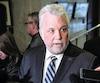 """«Philippe Couillard est allé jusqu'à s'engager à diriger le gouvernement """"le plus transparent"""" de l'histoire du Québec.»"""