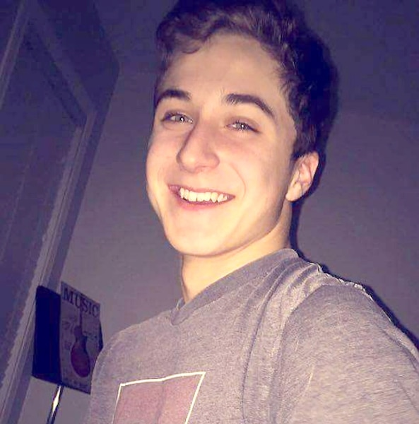 Benjamin Millette, 17 ans
