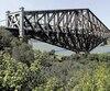 Le ministre de l'Infrastructure et des Collectivités, François-Philippe Champagne, s'est dit conscient de la valeur historique et patrimoniale du pont de Québec, hier.