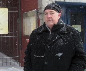 Jean-Marc Lavoie, directeur général du restaurant Jardin Nelson.