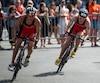 La deuxième édition du Triathlon international de Montréal aura lieu les 5 et 6 août.