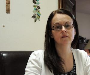 Carole Thomas, présumée victime