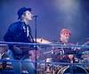 Le groupe Arcade Fire lors de son passage au Centre Vidéotron l'an dernier.