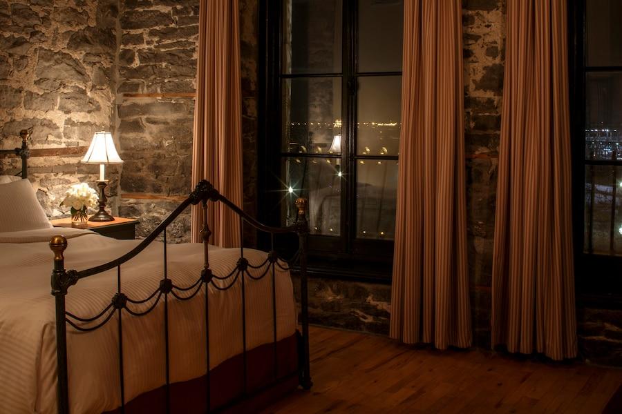 Dormir dans un lieu historique douillet jdm for Ambiance romantique chambre