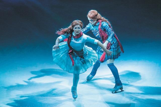 Le Cirque du Soleil propose un spectacle inégal, avec quelques numéros qui se démarquent.