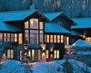 La luxueuse demeure qui surplombe le prestigieux lac Desmarais à Mont-Tremblant et qui est surnommée la «rugged house» était en vente pour 4,85 millions $.