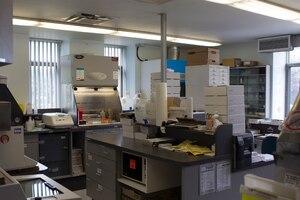 Le laboratoire de pathologie de l'hôpital Santa Cabrini a perdu son seul pathologiste en mai dernier.
