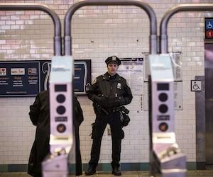 Terror Suspect Explodes Bomb At NY's Port Authority Bus Terminal