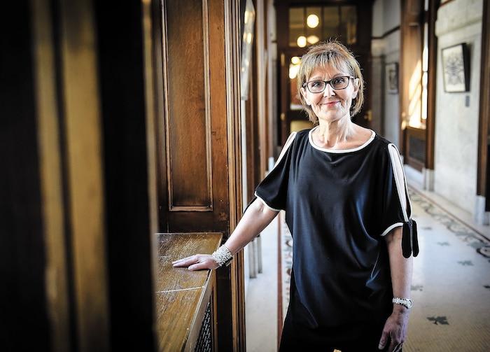 La députée de la CAQ, Lise Lavallée