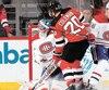 Charlie Lindgren a accordé six buts aux Devils il y a 11 jours.