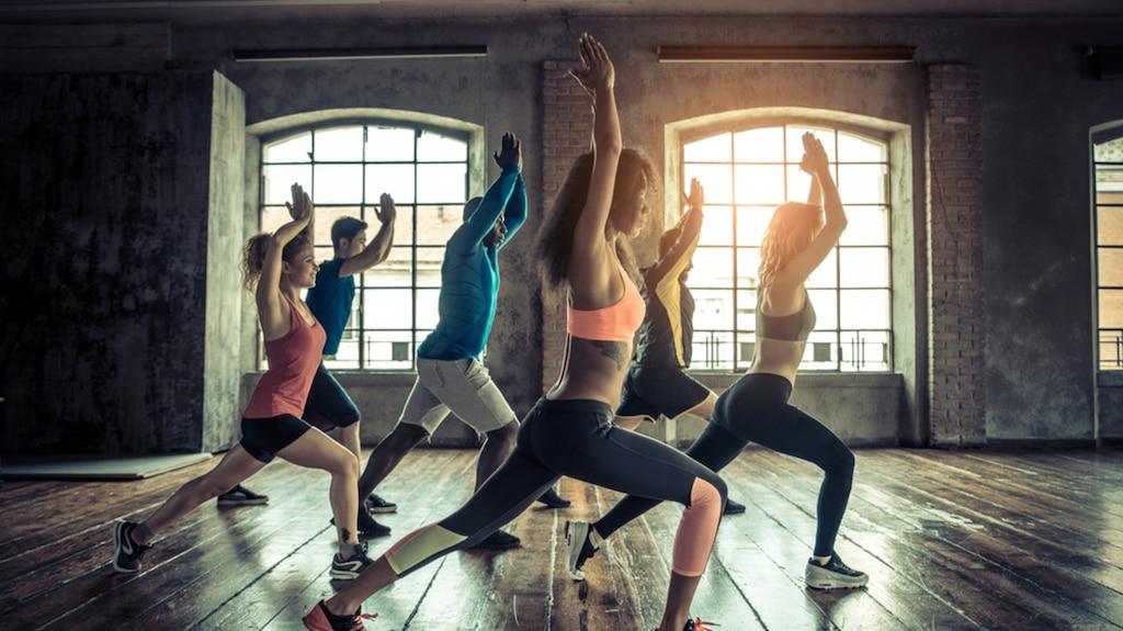 Le Pound Rockout Workout