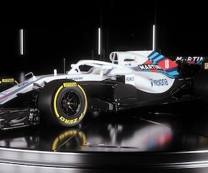 L'écurie Williams a procédé jeudi à Londres au dévoilement de sa nouvelle monoplace FW41 qu'elle confiera à ses deux jeunes pilotes, Lance Stroll et Sergey Sirotkin, en 2018.