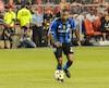 Samuel Piette compare Anthony Jackson-Hamel (photo), à Josef Martinez, ledangereux marqueur de l'Atlanta United.