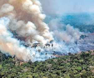 TOPSHOT-BRAZIL-FIRE-DEFORESTATION-AMAZON
