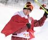 Alex Beaulieu-Marchand a rempoté la médaille de Bronze de ski acrobatique / Slopestyle.