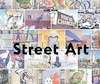 Street Art :Discover street art in 140 hot spots in 42 cities worldwide