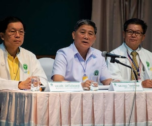 THAILAND-WEATHER-ACCIDENT-CHILDREN-CAVE