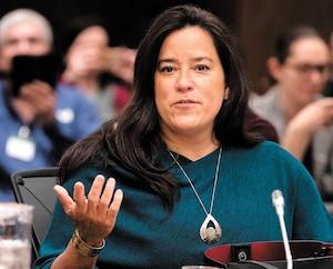L'ancienne ministre de la Justice Jody Wilson-Raybould a brisé le silence en donnant sa version des faits sur l'affaire SNC-Lavalin, mercredi.