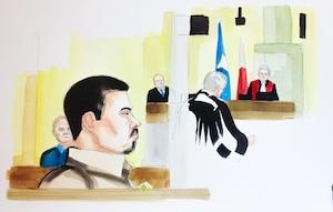 Le procès de Luka Rocco Magnotta pour le meurtre de l'étudiant Jun Lin commence ce lundi avec la sélection du jury. Au total, 1600 candidats ont été appelés.