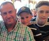 Daniel Casgrain estime que ce sont ses enfants qui lui ont donné la force de traverser «la pire épreuve de sa vie». Ses deux garçons, des joueurs de hockey et amateurs de motocross, sont aujourd'hui âgés de 11 et 16ans.