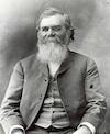 Daniel David Palmer, le père de la chiropratique.