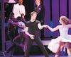 Danseurs émérites, Aaron Patrick Craven et Kaleigh Courts reprennent les personnages de Johnny Castle et Baby dans le spectacle musical Dirty Dancing, présenté vendredi soir au Centre Vidéotron.