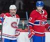 Le Canadien se rapprochant de plus en plus d'une élimination, Max Pacioretty et Tomas Plekanec pourraient être échangés au cours des prochaines semaines.