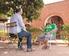 Robert Guilloteau, un agriculteur français installé au Burkina Faso, a accordé une entrevue à J.E. Il est le dernier à avoir vu Édith Blais et son compagnon.