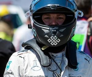 Malgré une séance de qualification qu'il a qualifiée de «pourrie», Nico Rosberg partira de la deuxième position lors du Grand Prix de dimanche.