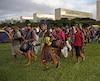 BRAZIL-POLITICS-INDIGENOUS-PROTEST